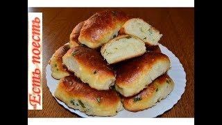 Великолепные чесночно-сливочные булочки. Ароматные и нежные!