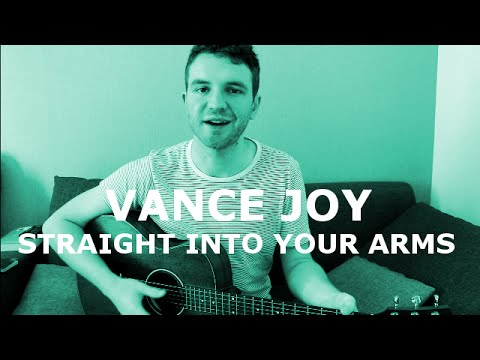 Straight Into Your Arms  Vance Joy Guitar LessonTutorial
