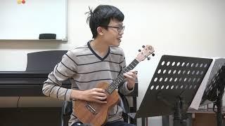 14  2019 2 24 高雄吉他室內樂團烏克麗麗評鑑九級  蔡承恩