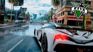 GTA V - LOS GRAFICOS MAS REALISTAS POSIBLES EN GTA 5 - ElChurches