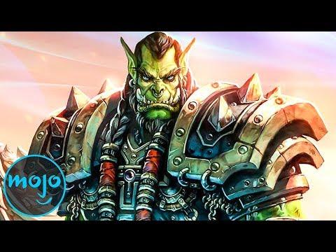 Top 10 BEST Blizzard Games