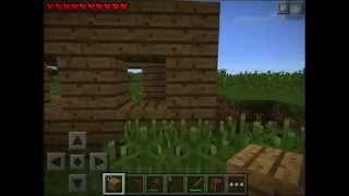 видео что делать в начале игры Minecraft?