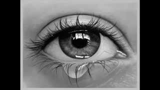 Desenho de Olho Hiper-realista - Hyper-realistic eye drawing