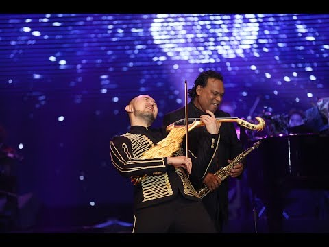 Prelude in F minor Live by Dennis Lau & Jimmy Sax  The Phoenix Rising Concert