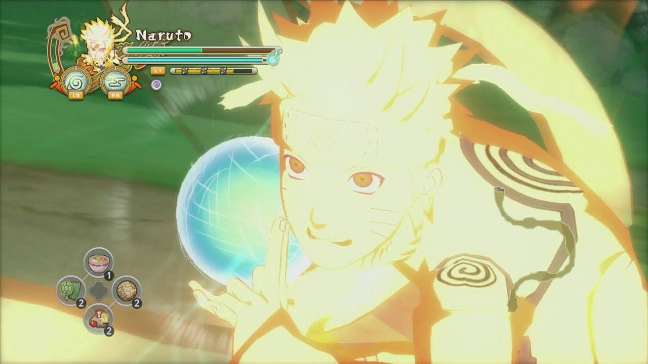 naruto ultimate ninja storm 3 full burst ninetails
