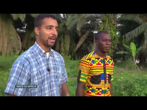 MADE IN AFRICA MARCHE DE L'ENERGIE SOLAIRE DU 19 Mai 2017   YouTube 360p