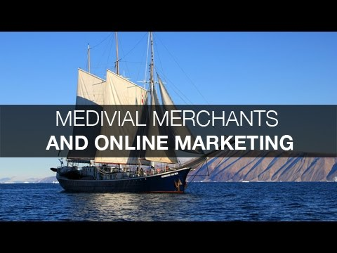 Medieval Merchants of Amsterdam And The Internet Marketing