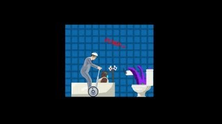 TOILET MONSTER HAPPY WHEELS MADNESS