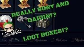 War Thunder ( PS4 LOOT BOXES!!! REALLY?! )