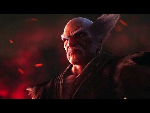 TEKKEN 7 - Rage and Sorrow Trailer