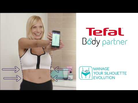 Manage your silhouette evolution with Body Partner by Tefal