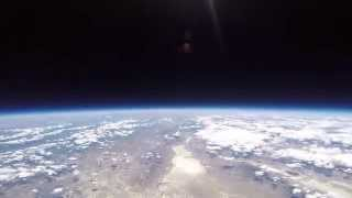 Almost Space Weather Balloon Launch with 4 GoPro cameras!