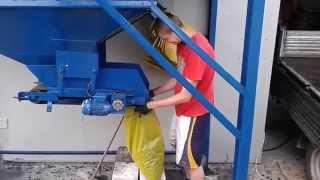 WORKOWNICA стрічкова для вуглецю горошку manual пакувальна машина 1