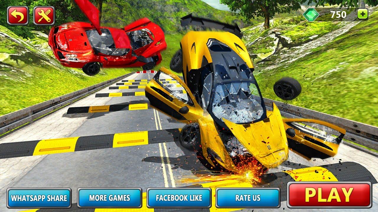 Crash Car Challenge