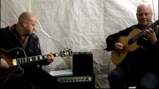 "Guitarist Brothers: James & Tristan Watson  playing ""I"