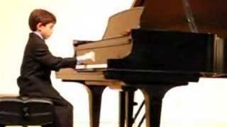 Ben Gottesman Piano - Musette in D Major