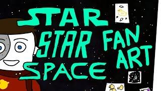 StarStarSpace – FanArt
