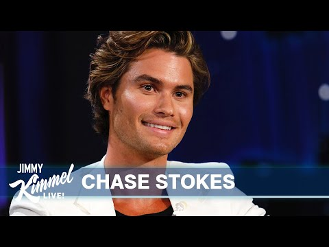 Download Chase Stokes on Outer Banks, Living in a Parking Garage & Getting Fired from Everything