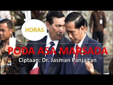 Poda asa marsada Cipt. DR.JASMAN PANJAITAN, SH.,.MH.
