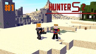 Minecraft - HunterS 2 - Episode 1 : Le Carnage !