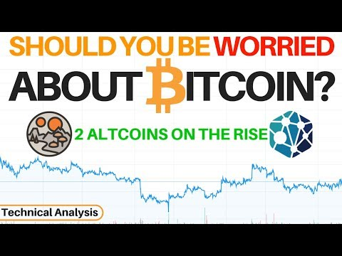 Should You Be Worried About Bitcoin? 2 Altcoins On The Rise - Technical Analysis