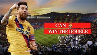 Can f.c barcelona win la liga & the ...