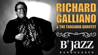 Richard Galliano Tangaria Quartet - Jazzwoche Burghausen 2010