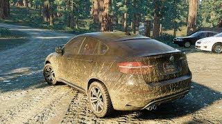 The Crew Wild Run - BMW X6 M - Test Drive OFF-ROAD - 1080p60FPS