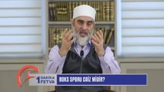 Boks Sporu Caiz Midir? & Nureddin Yıldız