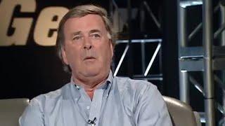 Terry Wogan celebrity speed lap | Top Gear | BBC