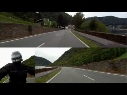 TRUE 3D - Easy Rider - BMW K1200r - 3x GoPro HD HERO 1080p