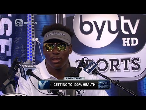 Jamaal Williams Interview BYU Sports Nation | June 23, 2015