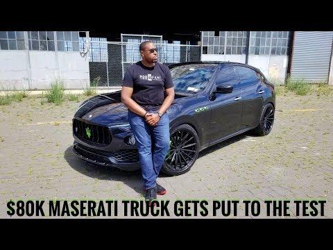 2019 Maserati Levante Q4 Review - Italian SUV