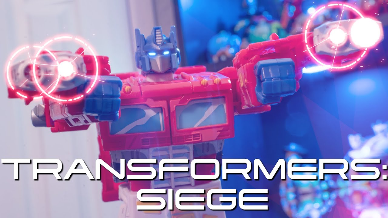 Download Transformers: Siege of Cybertron (WFC Stop-Motion)