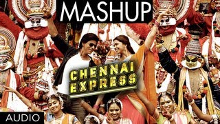Chennai Express Mashup |  Shahrukh Khan, Deepika Padukone | Kiran Kamath