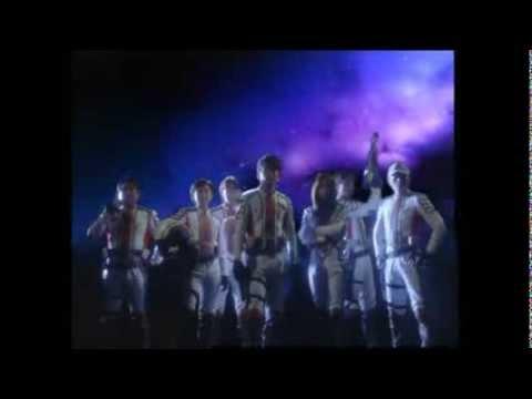 ウルトラマンティガ オープニングテーマ 中国語版 Ultraman Tiga (1996 - 1997) opening credits - Mainland China version