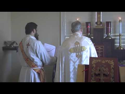 The Complete Presanctified Liturgy Of The Assyrian Church Of The East