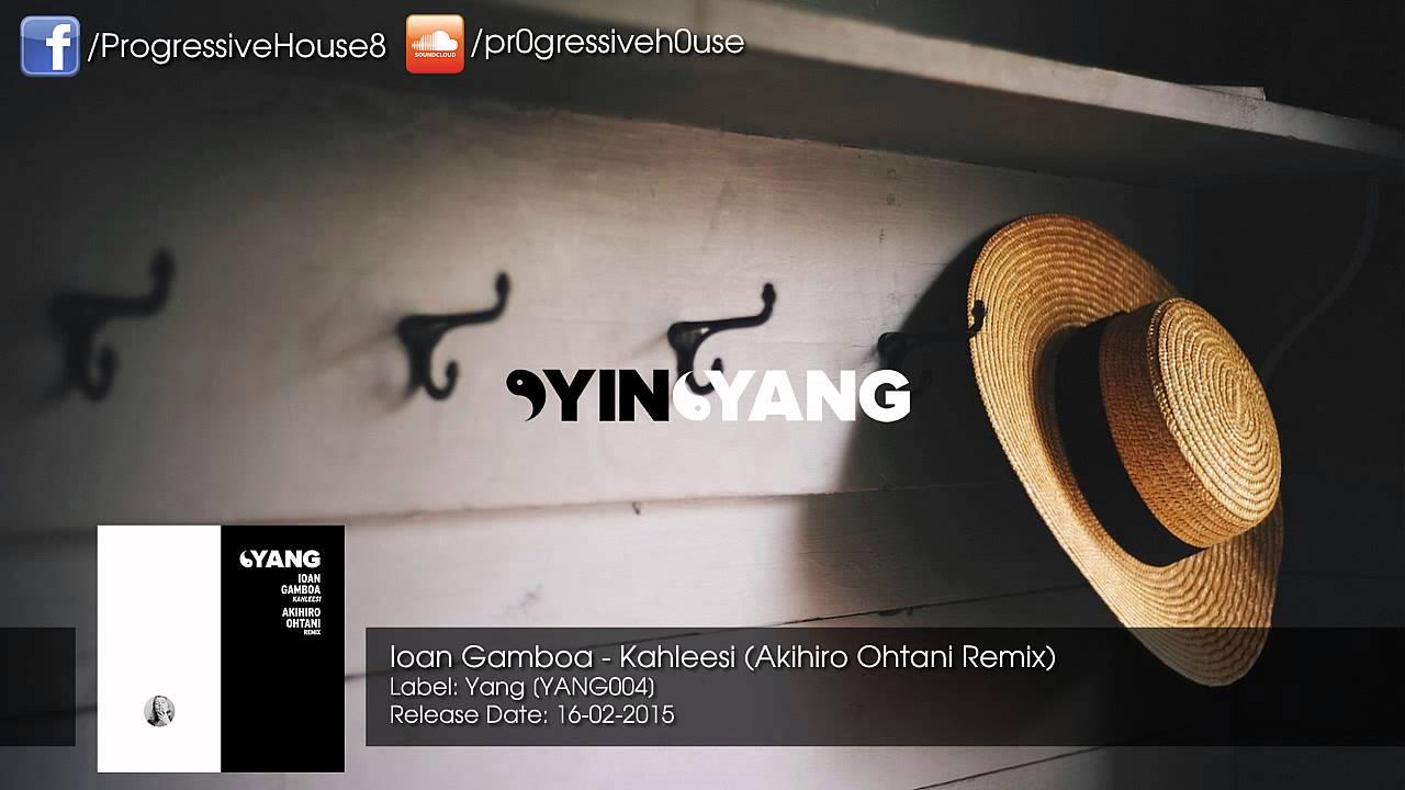 Download Ioan Gamboa - Kahleesi (Akihiro Ohtani Remix)