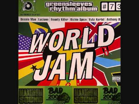 World Jam Riddm Mix (2005) By DJ.WOLFPAK