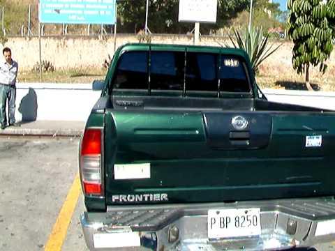 Nissan Frontier Doble Cabina 4x4 1 Avi
