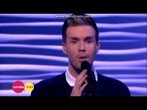 Collabro   Let It Go ITV   Lorraine