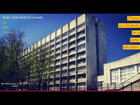 Rostov State Medical University, Russia