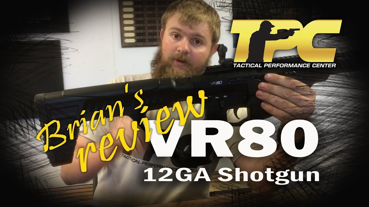 Brian's First Impressions - Rock Island Armory VR-80