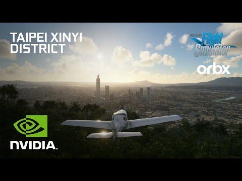 Microsoft Flight Simulator   Taipei Xinyi District Mod - Available Now