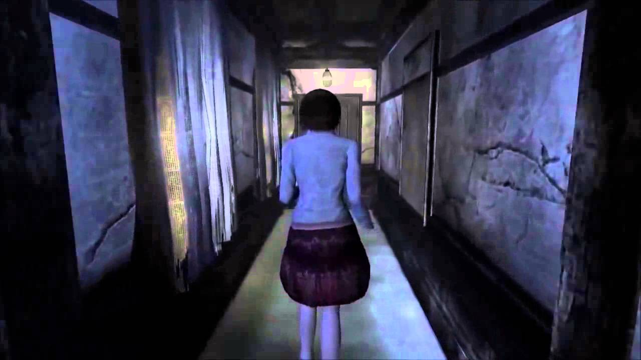 Fatal Frame 4 wii Gameplay & iso download - YouTube