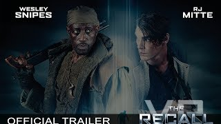 The Recall VR Abduction : Official Trailer
