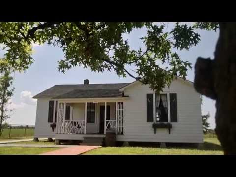 Take a tour of the Arkansas Delta with P. Allen Smith!