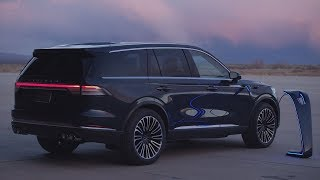 the all-new Lincoln Aviator 2019 - Exterior - Interior - Driving