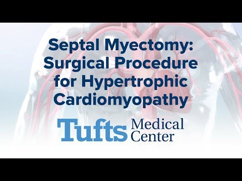 Septal Myectomy: Surgical Procedure for Hypertrophic Cardiomyopathy (HCM)