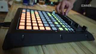 Edmmer - The Night Life (AKAI APC20 Live Mashup) launchpad/popculture